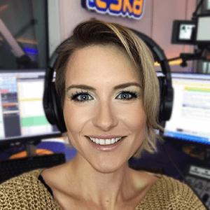 Kamila Ryciak - prezenterka radia ESKA