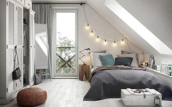 Organizacja przestrzeni poddasza: planujemy jasne i wygodne wnętrza pod dachem
