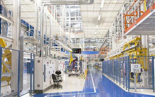 Technologia LED stosowana w oświetleniu obiektów przemysłowych