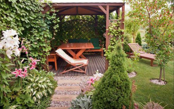 Jak stworzyć ładne i funkcjonalne miejsce wypoczynku w ogrodzie