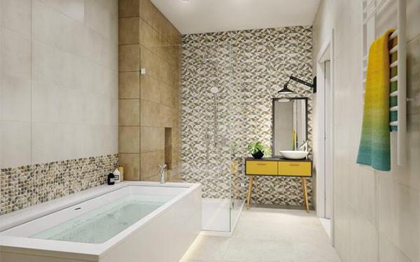 Nowoczesne łazienki: 21 pomysłów, porady i zdjęcia
