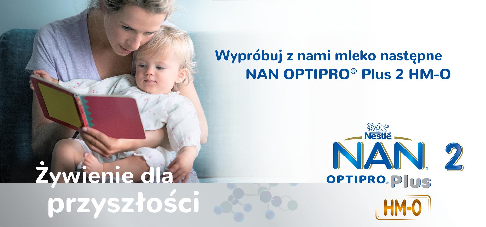 Nestle nan open