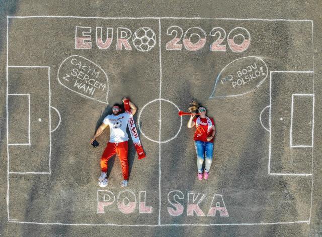 """Marzena Chojnacka, """"EURO 2020 - sportowe emocje sięgające zenitu"""""""